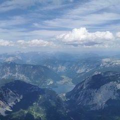 Verortung via Georeferenzierung der Kamera: Aufgenommen in der Nähe von Gemeinde Gosau, Österreich in 0 Meter