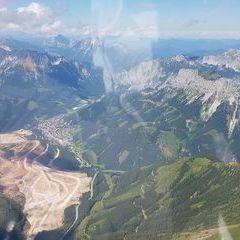 Verortung via Georeferenzierung der Kamera: Aufgenommen in der Nähe von Gemeinde Vordernberg, 8794, Österreich in 2600 Meter