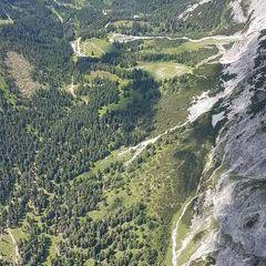 Flugwegposition um 11:04:08: Aufgenommen in der Nähe von Gaishorn am See, Österreich in 2280 Meter