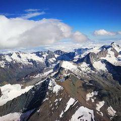 Verortung via Georeferenzierung der Kamera: Aufgenommen in der Nähe von 11010 Aymavilles, Aostatal, Italien in 4700 Meter