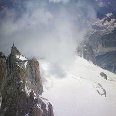 Verortung via Georeferenzierung der Kamera: Aufgenommen in der Nähe von Département Haute-Savoie, Frankreich in 4100 Meter
