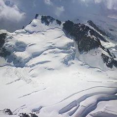 Verortung via Georeferenzierung der Kamera: Aufgenommen in der Nähe von Département Haute-Savoie, Frankreich in 4200 Meter