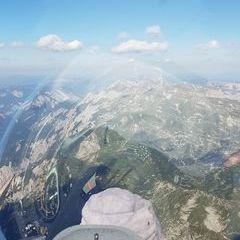 Verortung via Georeferenzierung der Kamera: Aufgenommen in der Nähe von Gemeinde Wildalpen, 8924, Österreich in 2700 Meter