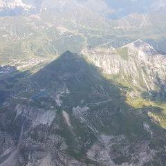 Verortung via Georeferenzierung der Kamera: Aufgenommen in der Nähe von Gemeinde Untertauern, Österreich in 3100 Meter