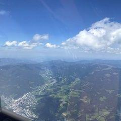 Verortung via Georeferenzierung der Kamera: Aufgenommen in der Nähe von Gemeinde Oberaich, 8600 Oberaich, Österreich in 600 Meter
