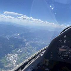 Verortung via Georeferenzierung der Kamera: Aufgenommen in der Nähe von Mürzhofen, Österreich in 2900 Meter