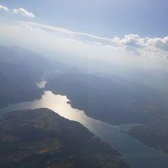 Flugwegposition um 15:54:41: Aufgenommen in der Nähe von Département Alpes-de-Haute-Provence, Frankreich in 3606 Meter
