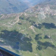 Flugwegposition um 10:04:20: Aufgenommen in der Nähe von Gemeinde Rauris, 5661, Österreich in 2990 Meter