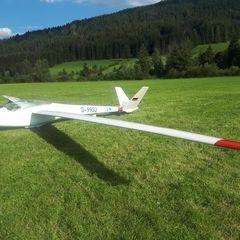 Verortung via Georeferenzierung der Kamera: Aufgenommen in der Nähe von Gemeinde Mariapfarr, Österreich in 0 Meter