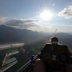Verortung via Georeferenzierung der Kamera: Aufgenommen in der Nähe von Trieben, Österreich in 1700 Meter