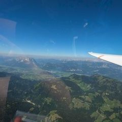 Verortung via Georeferenzierung der Kamera: Aufgenommen in der Nähe von Gemeinde Aigen im Ennstal, Österreich in 2500 Meter