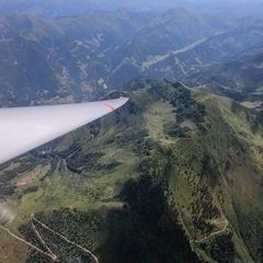 Verortung via Georeferenzierung der Kamera: Aufgenommen in der Nähe von Donnersbach, Österreich in 2800 Meter