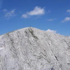 Flugwegposition um 10:43:53: Aufgenommen in der Nähe von St. Ilgen, 8621 St. Ilgen, Österreich in 2051 Meter