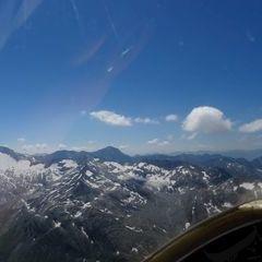 Flugwegposition um 10:13:08: Aufgenommen in der Nähe von Gemeinde Malta, Österreich in 2858 Meter