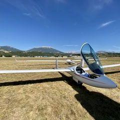 Verortung via Georeferenzierung der Kamera: Aufgenommen in der Nähe von Département Hautes-Alpes, Frankreich in 600 Meter