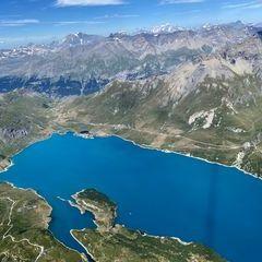 Verortung via Georeferenzierung der Kamera: Aufgenommen in der Nähe von 10050 Salbertrand, Turin, Italien in 600 Meter