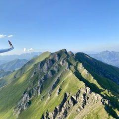 Verortung via Georeferenzierung der Kamera: Aufgenommen in der Nähe von Gemeinde Bad Hofgastein, 5630 Bad Hofgastein, Österreich in 3300 Meter