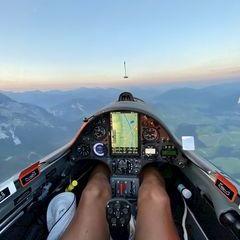 Verortung via Georeferenzierung der Kamera: Aufgenommen in der Nähe von Mitterberg-Sankt Martin, Österreich in 1900 Meter