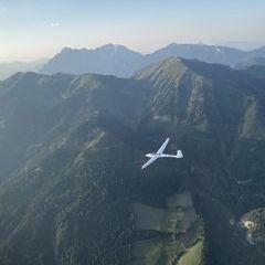 Verortung via Georeferenzierung der Kamera: Aufgenommen in der Nähe von Gemeinde Wald am Schoberpaß, 8781, Österreich in 2200 Meter