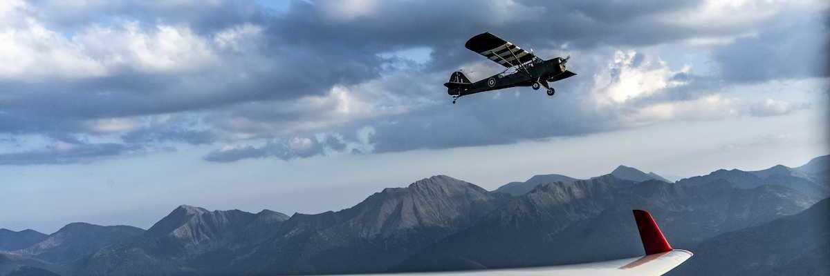 Flugwegposition um 17:08:18: Aufgenommen in der Nähe von Gemeinde Wald am Schoberpaß, 8781, Österreich in 2563 Meter