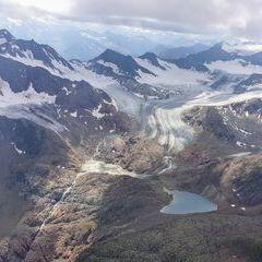 Flugwegposition um 13:31:50: Aufgenommen in der Nähe von 39040 Ratschings, Südtirol, Italien in 3237 Meter