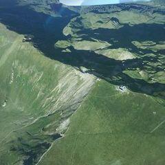 Flugwegposition um 15:32:55: Aufgenommen in der Nähe von Gemeinde Bad Hofgastein, 5630 Bad Hofgastein, Österreich in 2781 Meter