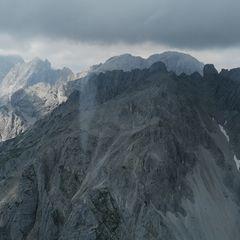 Verortung via Georeferenzierung der Kamera: Aufgenommen in der Nähe von Gemeinde Ramsau am Dachstein, 8972, Österreich in 2600 Meter