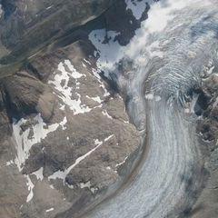 Flugwegposition um 13:37:10: Aufgenommen in der Nähe von Bezirk Leventina, Schweiz in 3399 Meter