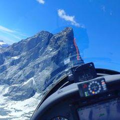 Verortung via Georeferenzierung der Kamera: Aufgenommen in der Nähe von 11028 Valtournenche, Aostatal, Italien in 3900 Meter