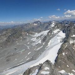 Verortung via Georeferenzierung der Kamera: Aufgenommen in der Nähe von Gemeinde Gashurn, Gaschurn, Österreich in 3400 Meter
