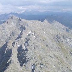 Flugwegposition um 15:16:07: Aufgenommen in der Nähe von Gemeinde Volders, Österreich in 2650 Meter
