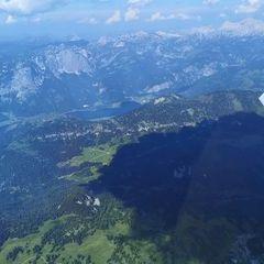 Flugwegposition um 13:05:19: Aufgenommen in der Nähe von Pichl-Kainisch, Österreich in 2625 Meter