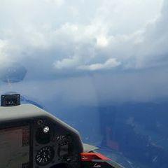Flugwegposition um 12:11:47: Aufgenommen in der Nähe von 02025 Petrella Salto, Rieti, Italien in 2482 Meter