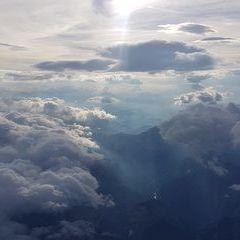 Verortung via Georeferenzierung der Kamera: Aufgenommen in der Nähe von Gemeinde Turnau, Österreich in 4000 Meter