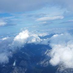 Flugwegposition um 16:02:59: Aufgenommen in der Nähe von Gußwerk, Österreich in 3652 Meter