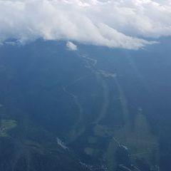 Flugwegposition um 16:19:10: Aufgenommen in der Nähe von Gemeinde Spital am Semmering, Österreich in 2416 Meter