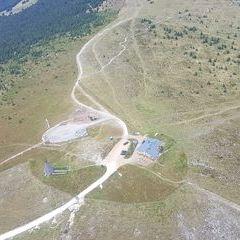 Verortung via Georeferenzierung der Kamera: Aufgenommen in der Nähe von Mönichwald, Österreich in 0 Meter