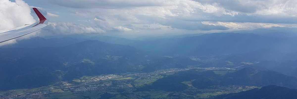 Verortung via Georeferenzierung der Kamera: Aufgenommen in der Nähe von Gemeinde Turnau, Österreich in 2400 Meter