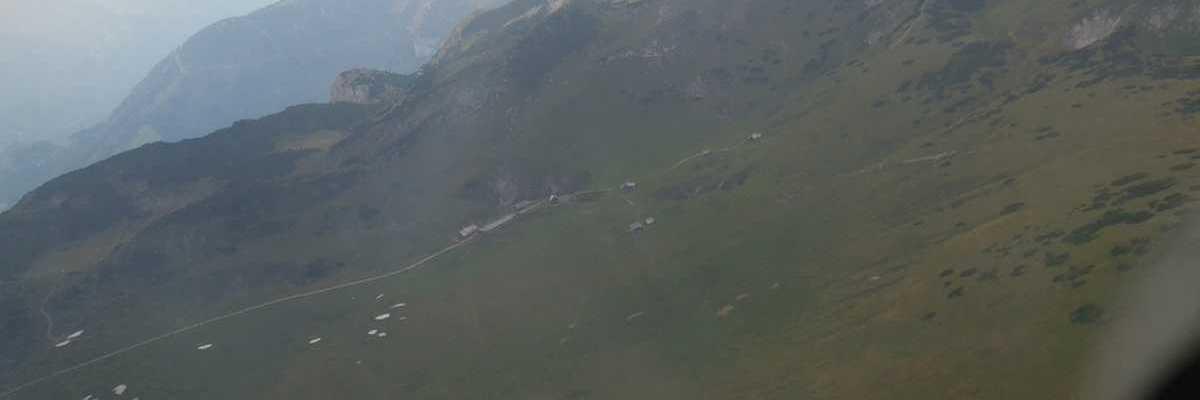 Verortung via Georeferenzierung der Kamera: Aufgenommen in der Nähe von Altenberg an der Rax, Österreich in 2100 Meter