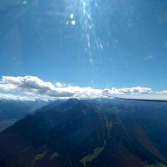 Flugwegposition um 13:18:41: Aufgenommen in der Nähe von Innsbruck, Österreich in 2269 Meter