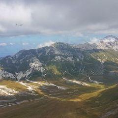 Verortung via Georeferenzierung der Kamera: Aufgenommen in der Nähe von 67100 L'Aquila, L'Aquila, Italien in 2500 Meter