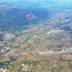 Verortung via Georeferenzierung der Kamera: Aufgenommen in der Nähe von 67100 L'Aquila, L'Aquila, Italien in 2100 Meter