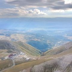 Verortung via Georeferenzierung der Kamera: Aufgenommen in der Nähe von 67100 L'Aquila, L'Aquila, Italien in 2600 Meter