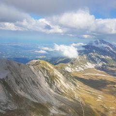 Verortung via Georeferenzierung der Kamera: Aufgenommen in der Nähe von 67100 L'Aquila, L'Aquila, Italien in 2800 Meter