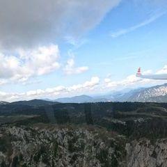 Verortung via Georeferenzierung der Kamera: Aufgenommen in der Nähe von Gemeinde Reichenau an der Rax, Österreich in 1700 Meter