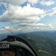 Verortung via Georeferenzierung der Kamera: Aufgenommen in der Nähe von Wartberg im Mürztal, 8661, Österreich in 1800 Meter