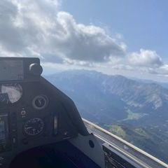Verortung via Georeferenzierung der Kamera: Aufgenommen in der Nähe von Gemeinde Turnau, Österreich in 600 Meter