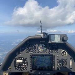 Verortung via Georeferenzierung der Kamera: Aufgenommen in der Nähe von Leoben, 8700 Leoben, Österreich in 2200 Meter