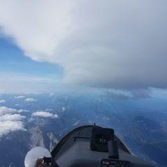 Flugwegposition um 09:17:58: Aufgenommen in der Nähe von Gußwerk, Österreich in 3668 Meter