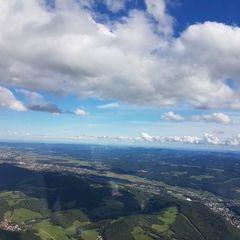 Verortung via Georeferenzierung der Kamera: Aufgenommen in der Nähe von Gemeinde Payerbach, Österreich in 0 Meter